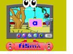 pembelajaran interaktif animasi huruf